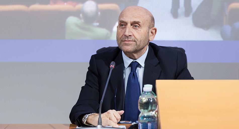 Franco Bettoni - Presidente Inail