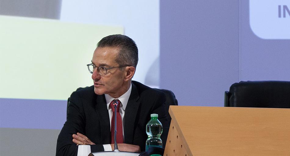 Giuseppe Lucibello - Direttore generale Inail