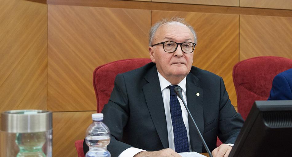 Zoello Forni - Presidente ANMIL