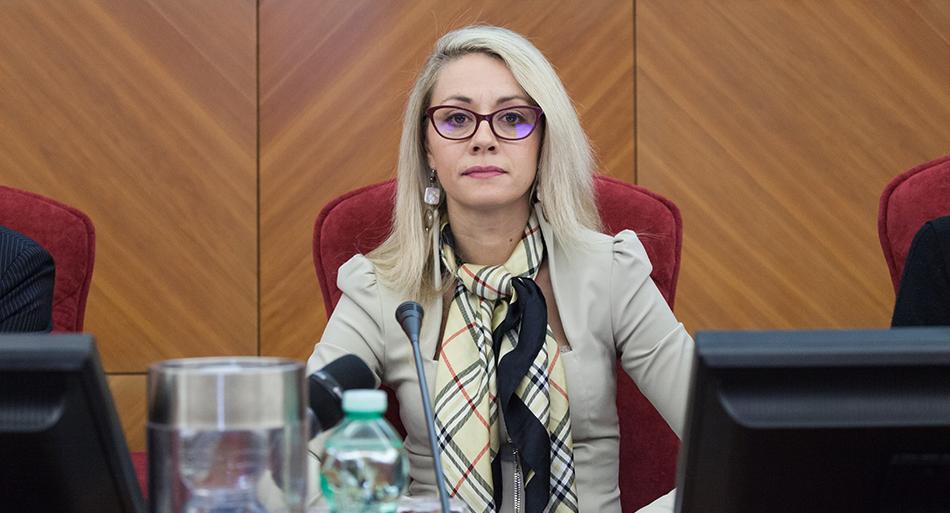 Maria Giovannone - Responsabile Ufficio Salute e Sicurezza ANMIL