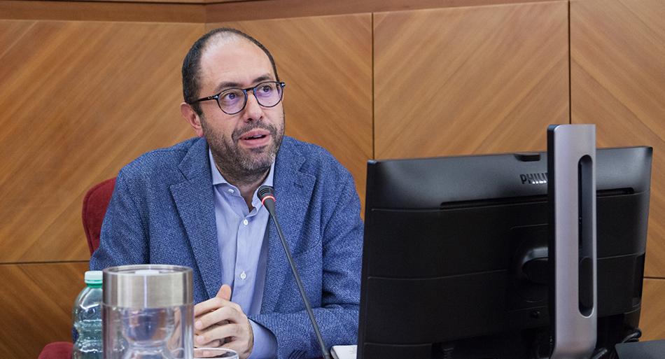 Tommaso Nannicini - Componente Commissione Lavoro Senato della Repubblica