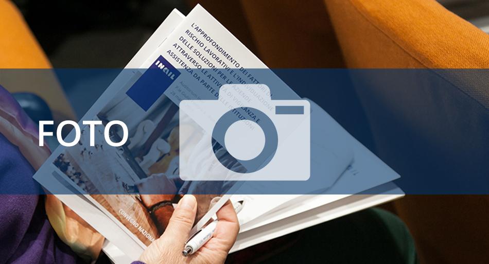 Immagine gallery Convegno - Fattori di rischio e soluzioni per le aziende attraverso vigilanza e assistenza delle istituzioni