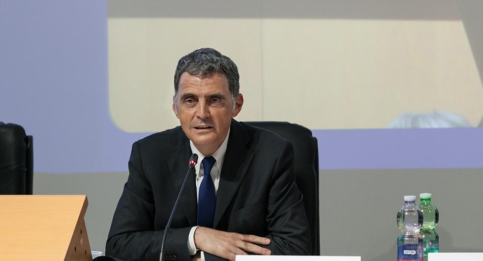 Edoardo Gambacciani- Direttore centrale ricerca Inail