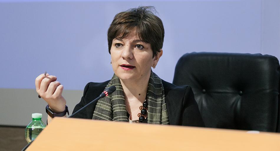 Maria Giuseppina Lecce - Direzione generale prevenzione sanitaria Ministero della salute