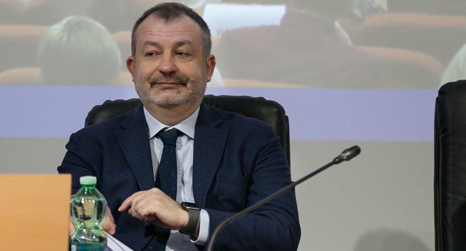 Sergio Iavicoli - Direttore Dimeila Inail