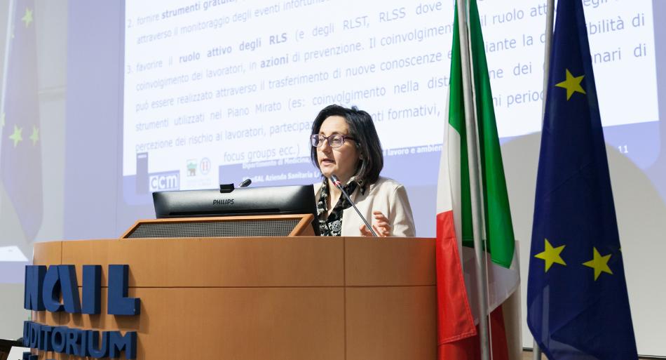 Brunella Malorgio - Dimeila Inail