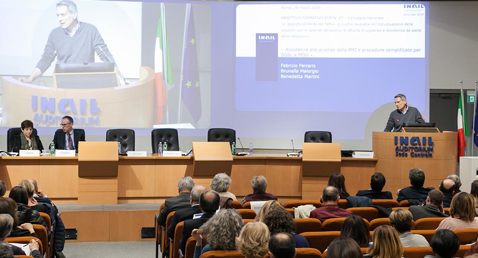 Fabrizio Ferraris - Direttore Spresal Asl Biella