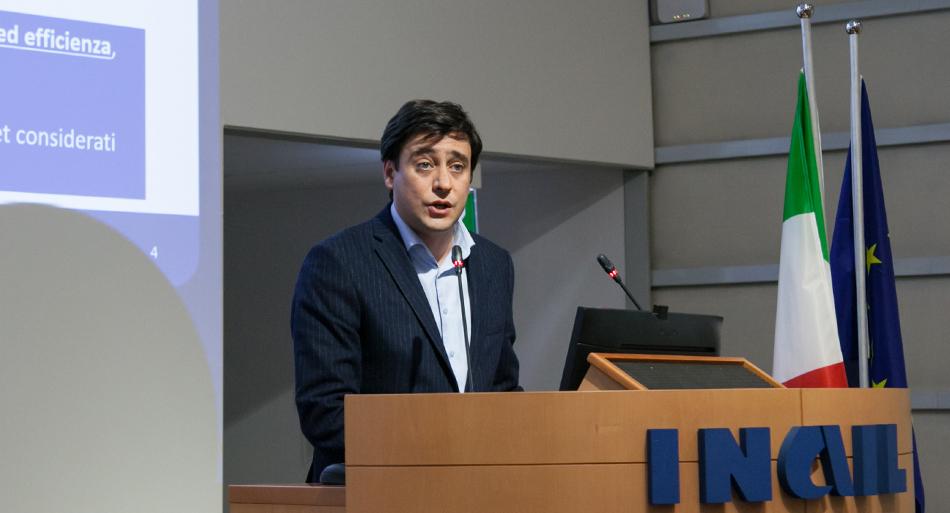 Matteo Ronchetti - Dimeila Inail