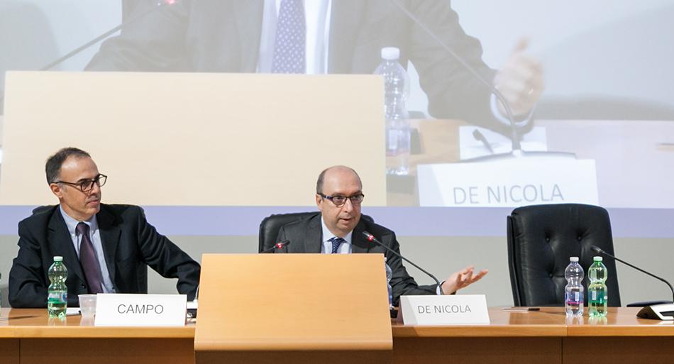 Convegno - Fattori di rischio e soluzioni per le aziende attraverso vigilanza e assistenza delle istituzioni