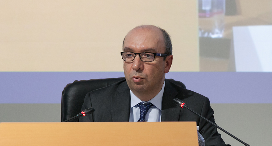 Tommaso De Nicola - Vicario Direzione centrale prevenzione Inail