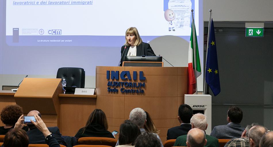 Daniela Bais - Asuits Trieste