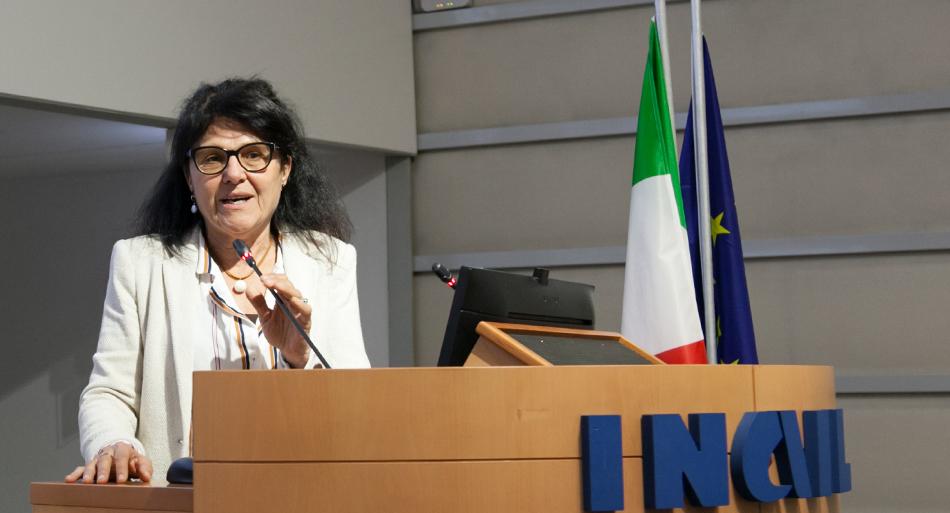 Manuela Peruzzi - Direttore Spisal Ulss Verona