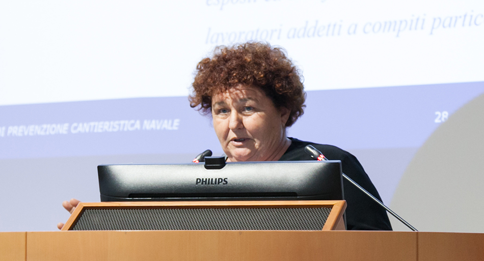 Edda Paino - Direttore Spresal Asp Messina