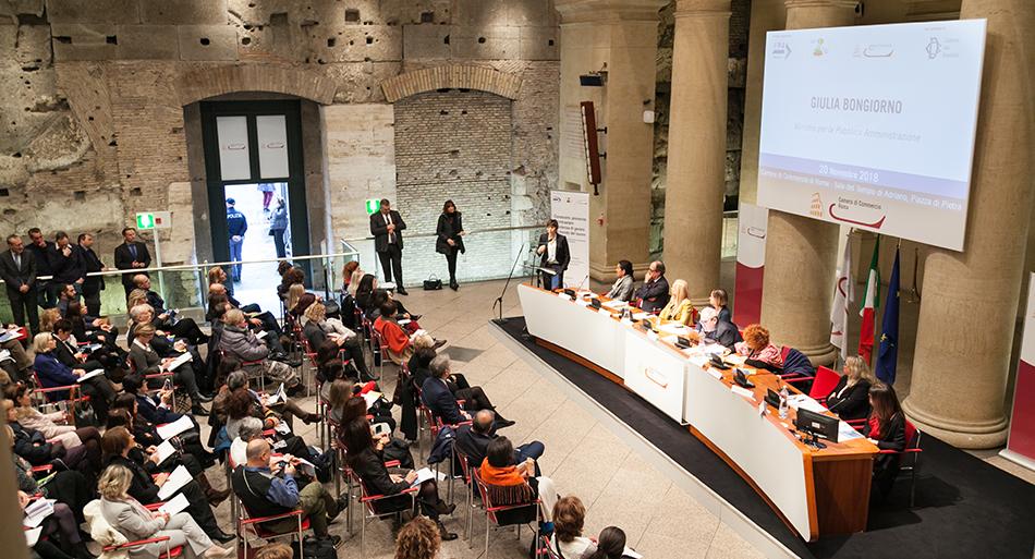 Immagine gallery Convegno sulla violenza di genere nel mondo del lavoro