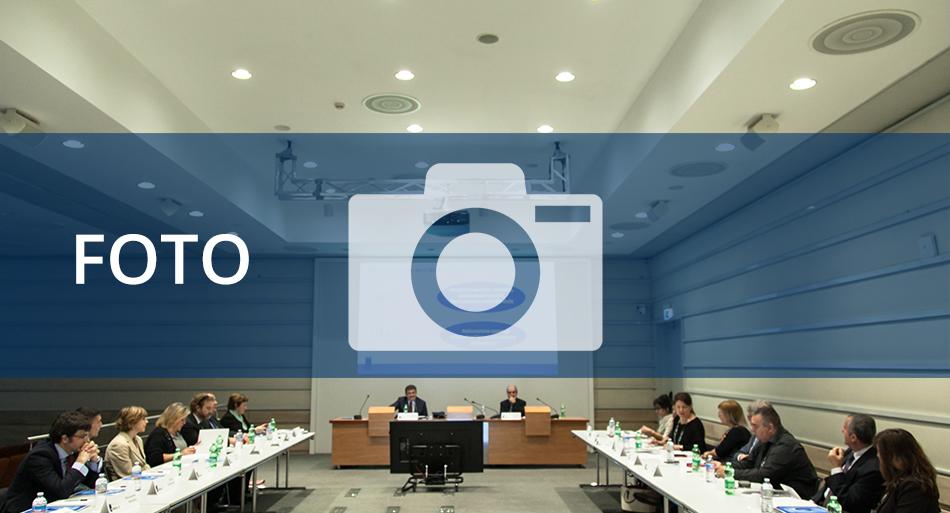 Visita delegazione Montenegro