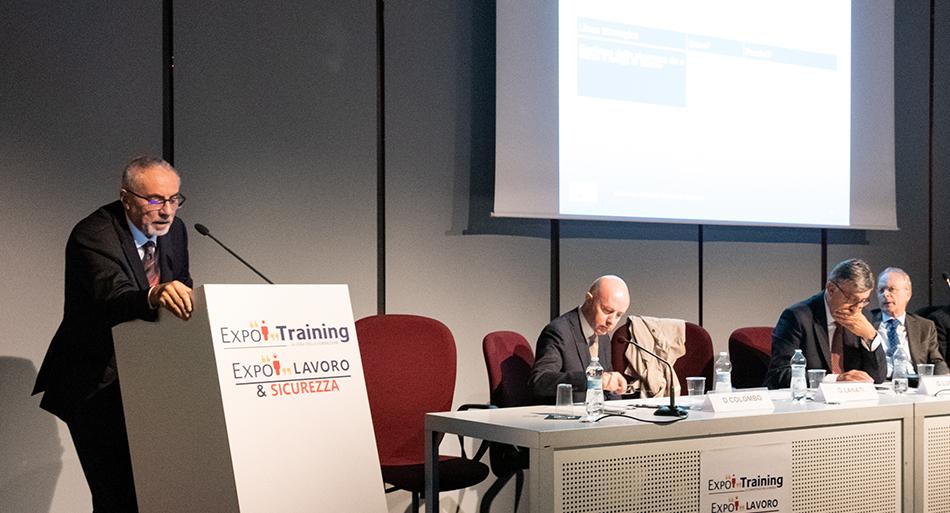 Giovanni Lanati - Direttore Generale per la Sicurezza Stradale del Ministero delle Infrastrutture e dei Trasporti