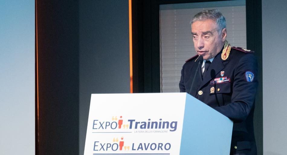 Roberto Campisi - Comandante del Compartimento Polizia Stradale di Milano