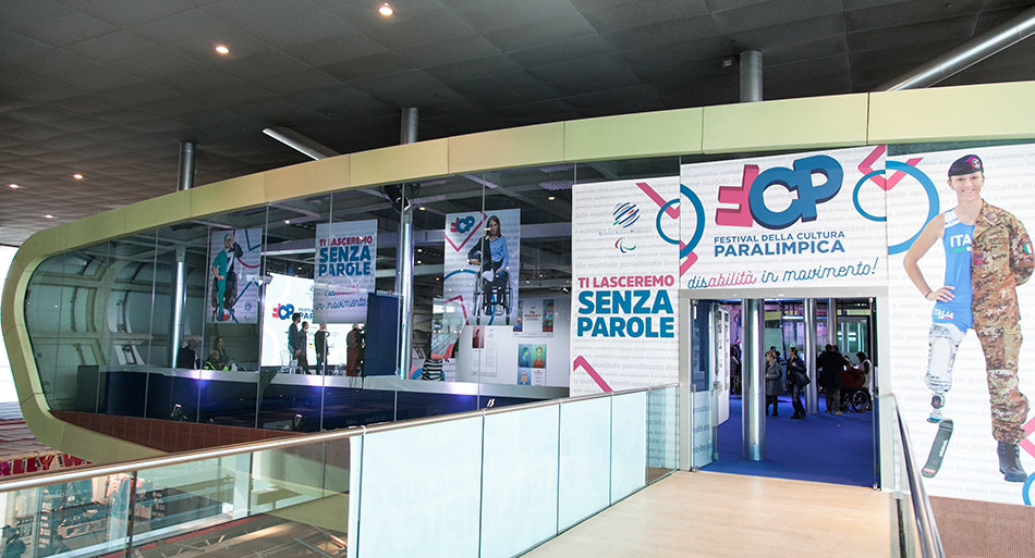 Cip - Festival della Cultura Paralimpica 2018