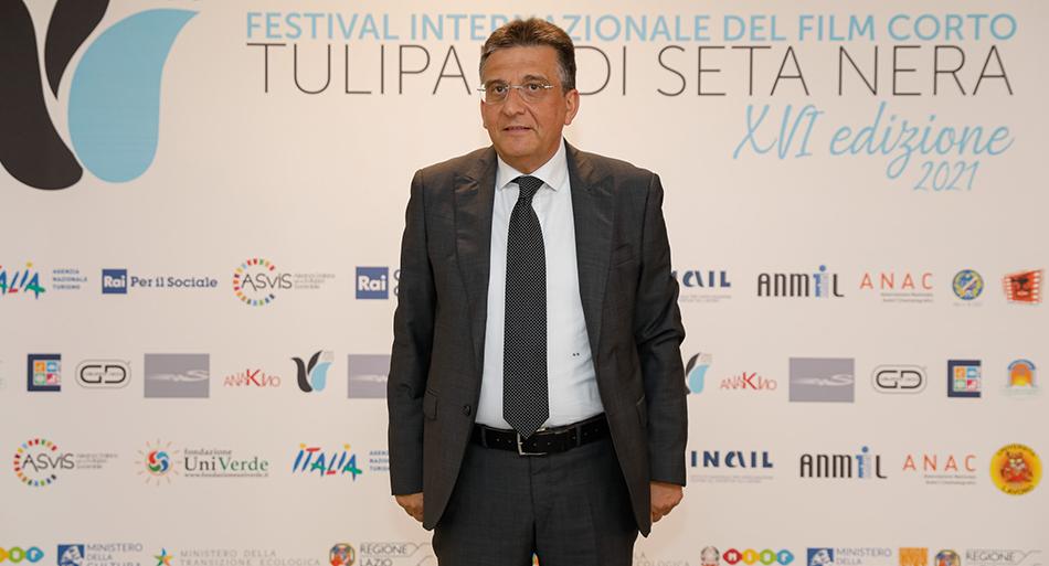 Giuseppe Gigante - Direttore regionale Inail Puglia