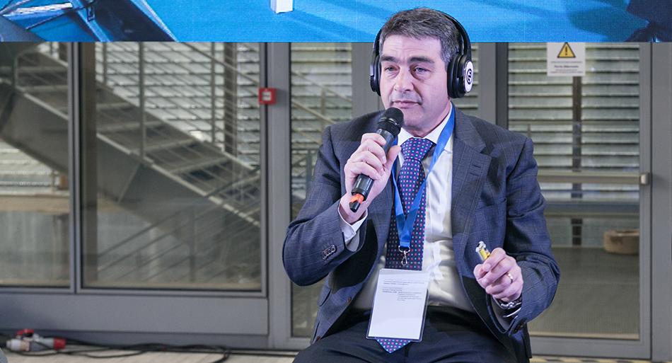 Vitaliano Chiodo - Dirigente dell'Ufficio IV Direzione Centrale Servizi Informativi e Telecomunicazioni Inail