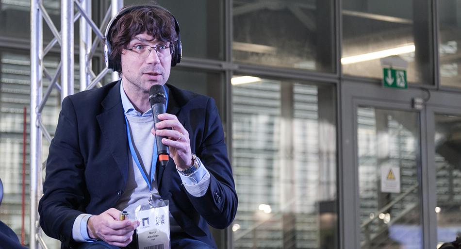 Marco Albanese - Professionista settore prevenzione Inail
