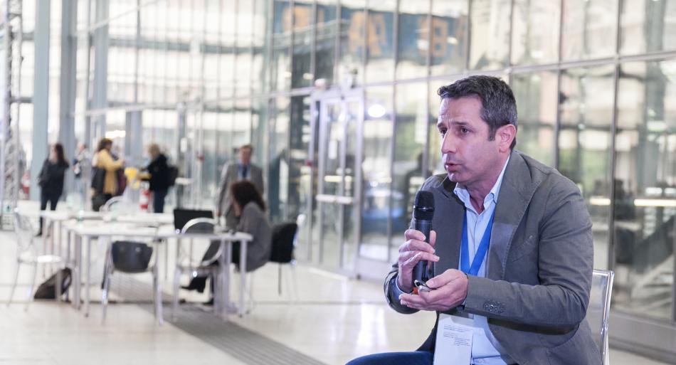 Domenico Magnante - Professionista settore strumento di sostegno alle imprese Inail