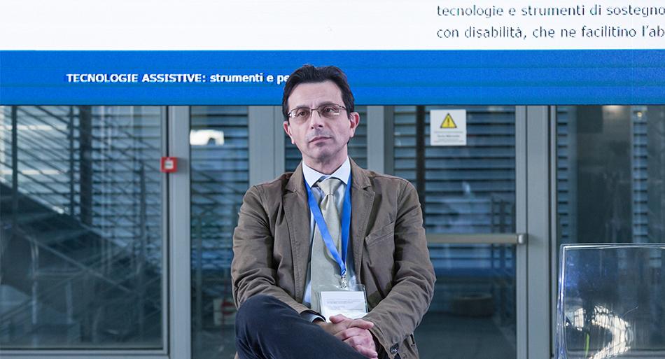Riccardo Magni - Membro del Consiglio direttivo nazionale dei Centri ausili GLIC