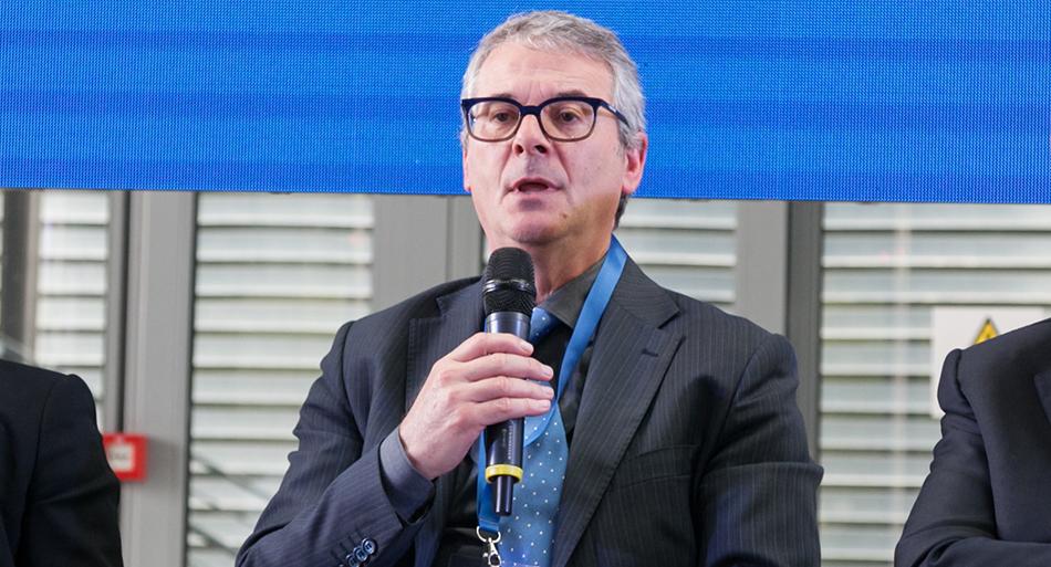 Stefano Tomasini - Direttore centrale organizzazione digitale Inail