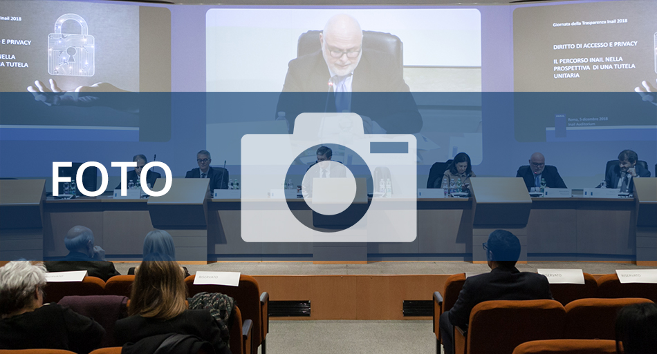 Immagine gallery  Giornata nazionale della trasparenza 2018