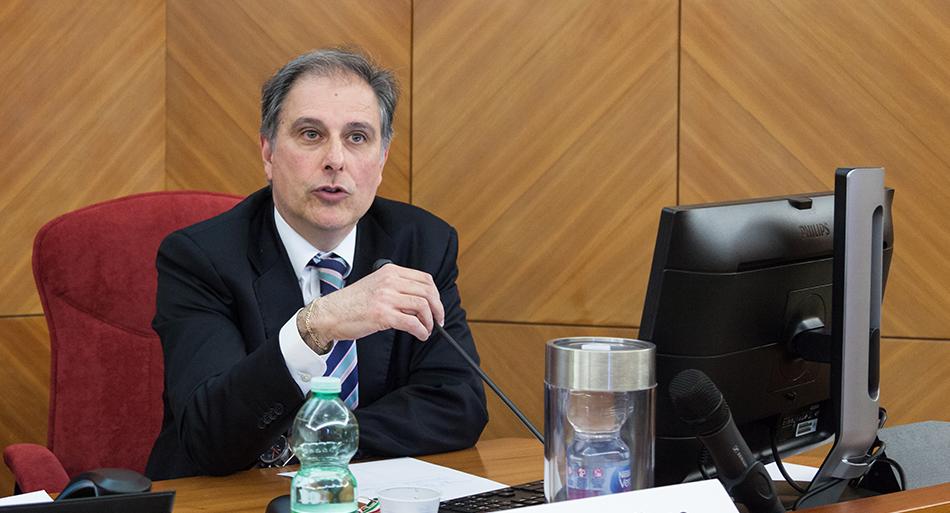 Massimiliano Mariani - Direttore centrale programmazione, bilancio e controllo Inail