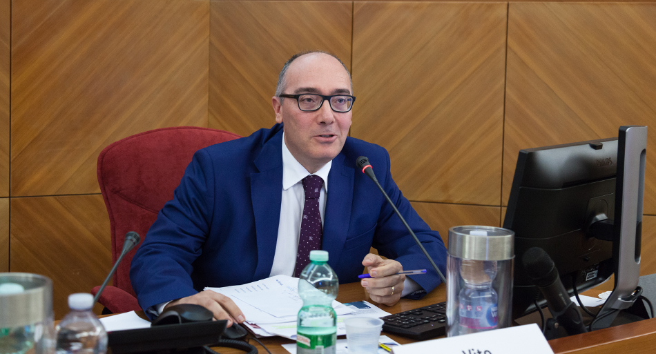 Vito Zammataro - Coordinatore di settore Avvocatura generale Inail
