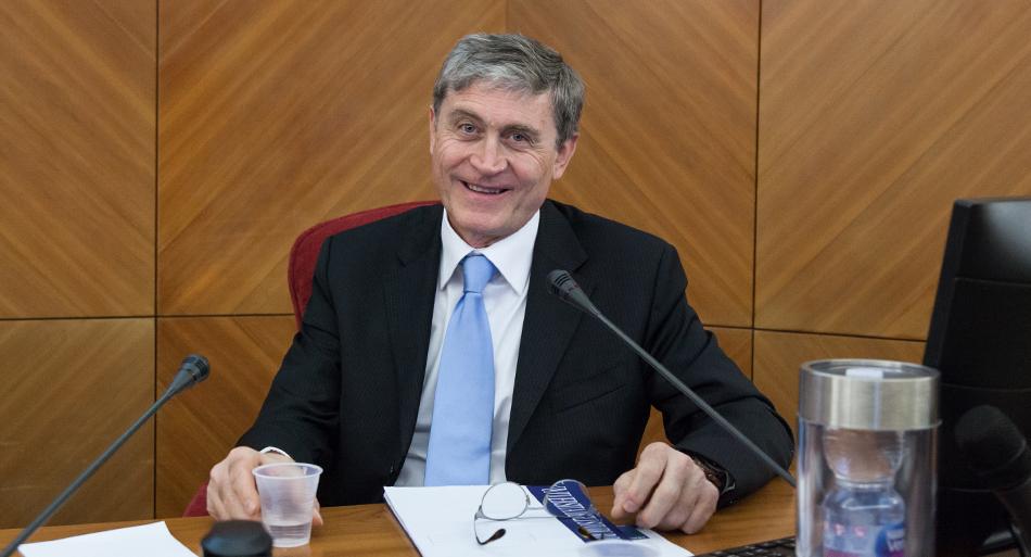 Carlo Colapietro - Professore ordinario di istituzioni di Diritto pubblico, Università degli studi Roma Tre