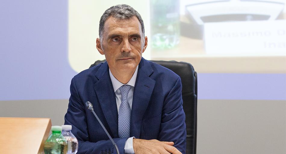 Edoardo Gambacciani - Direttore centrale ricerca Inail