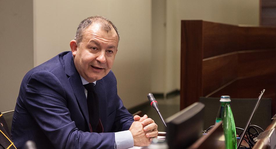 Sergio Iavicoli - Coordinatore scientifico del Master Inail