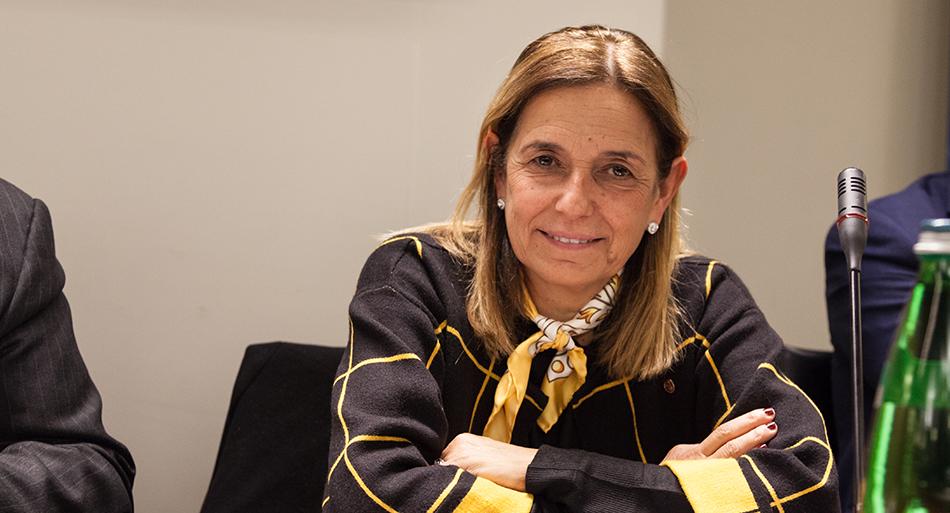 Antonella Polimeni - Direttore del Master Sapienza Università di Roma