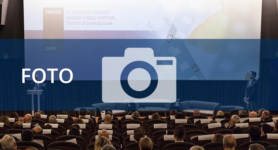 Cerimonia di premiazione - Concorso nazionale Marco Fabio Sartori 2019