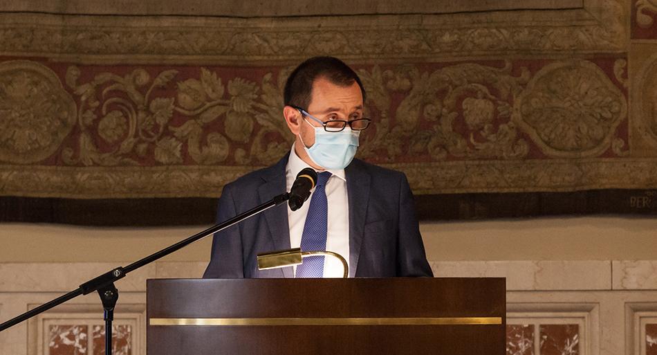 Ettore Rosato - Vicepresidente della Camera dei deputati