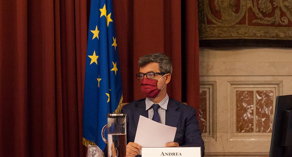 Andrea Orlando - Ministro del Lavoro e delle Politiche sociali