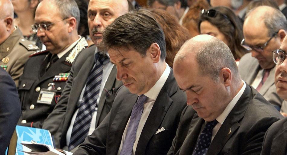 Giuseppe Conte - Presidente del Consiglio dei ministri della Repubblica Italiana