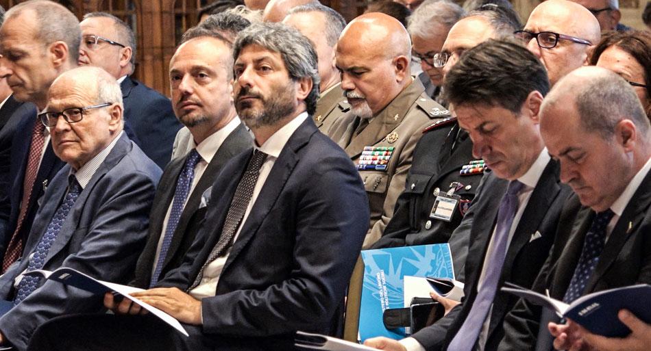Roberto Fico - Presidente della Camera dei Deputati