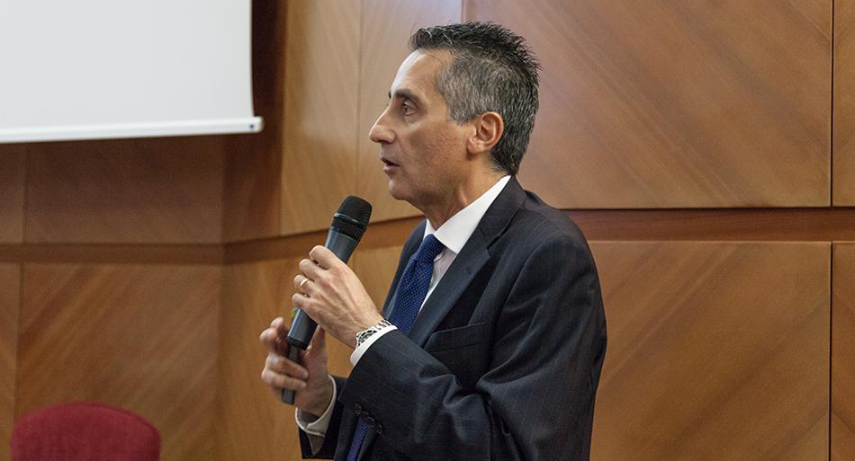 Eugenio Guglielmelli - Prorettore alla ricerca Università Campus Bio-Medico Roma