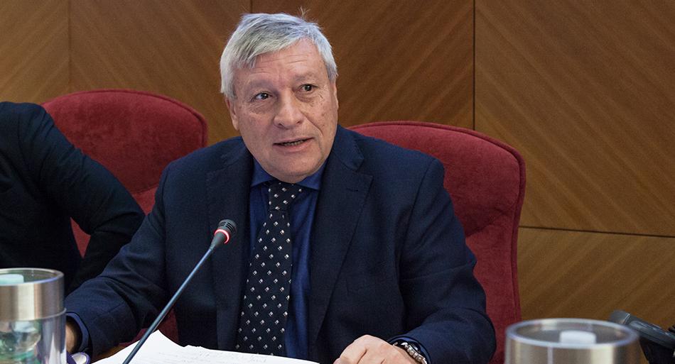 Carlo Gaglioli - Responsabile prestazioni sanitarie, curative, riabilitative e protesiche Sovrintendenza sanitaria centrale Inail
