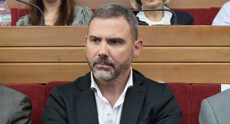 Andrea Borghi - Responsabile amministrativo CRM Inail