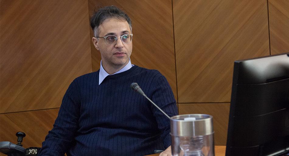 Giovanni Di Pino - Professore di fisiologia umana, Responsabile unità di neurofisiologia