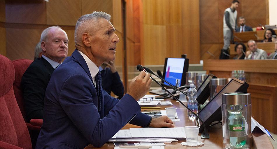 Patrizio Rossi - Sovrintendente sanitario centrale Inail