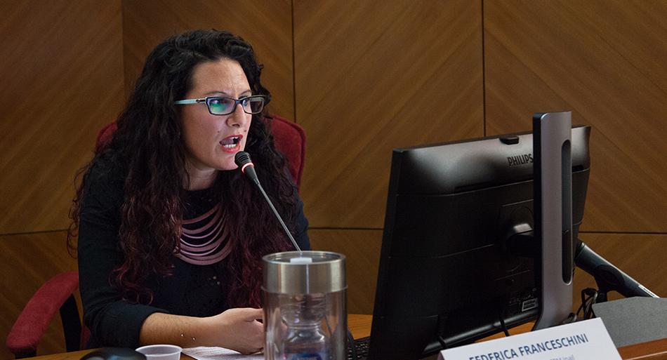 Federica Franceschini - Assistente sociale CRM Inail