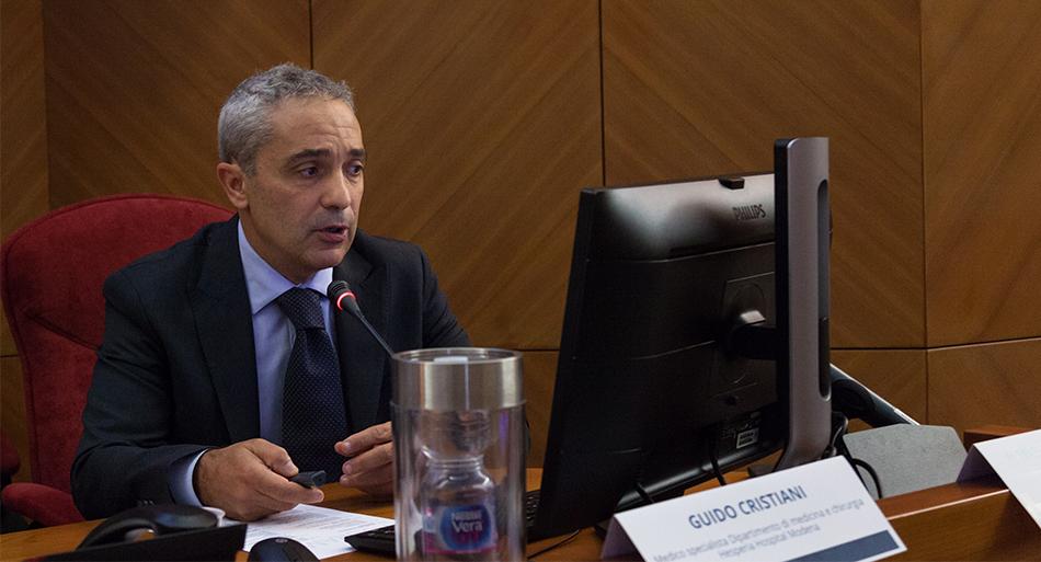 Marcello Marcialis - Medico specialista Dipartimento di medicina e chirurgia Hesperia Hospital Modena