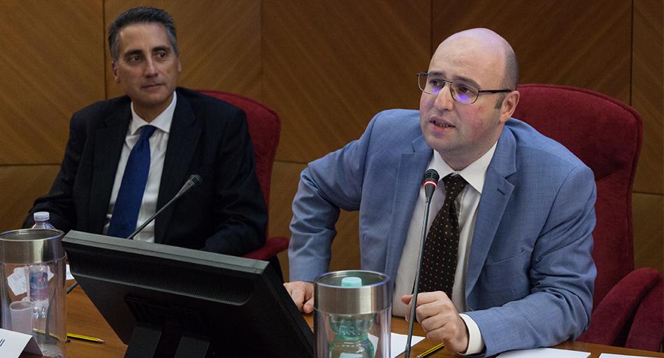 Emanuele Gruppioni - Direttore tecnico area ricerca e formazione Centro Protesi Inail