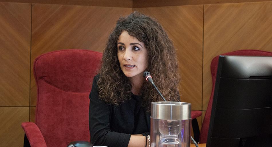 Simona Crea - Ricercatrice Istituto di BioRobotica Scuola Superiore Sant'Anna Pisa