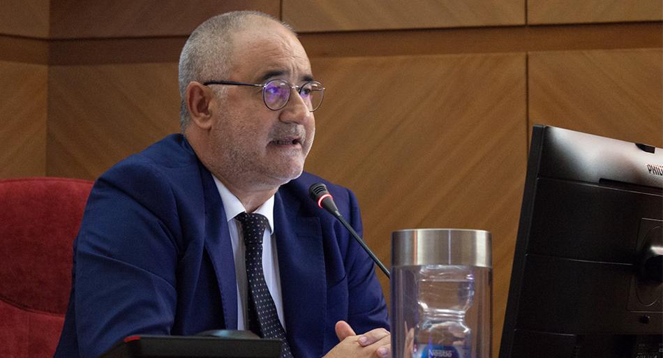 Giorgio Soluri - Direttore centrale assistenza protesica e riabilitazione Inail